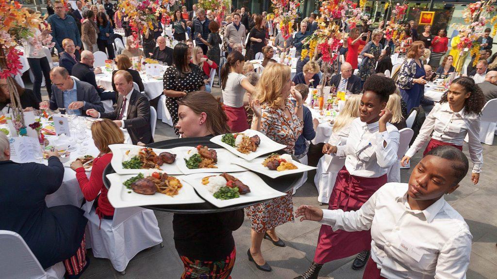 IJssellandcollege Horeca Charity Brunch St. Wiesje 2019 - 14 April 2019