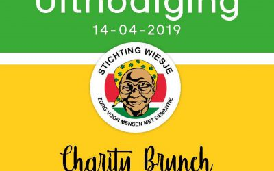 Uitnodiging Charity Brunch 2019